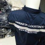 Seragam kantor DH Logistindo