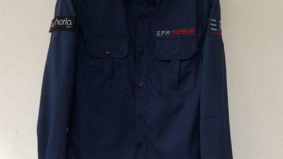 Seragam Kantor EPM Member, Seragam kantor casual yang mudah dipadu padankan