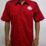 Seragam Kantor Keren Semen Merah Putih Indonesia