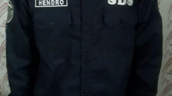 Seragam Kantor SDS navy blue